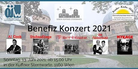 ÖJW Benefizkonzert 2021 Tickets