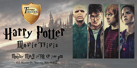 Harry Potter Movie Trivia at Tacoma Comedy Club tickets