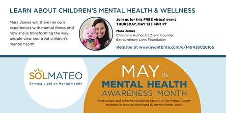 Supporting Your Child's Mental Health & Wellness tickets