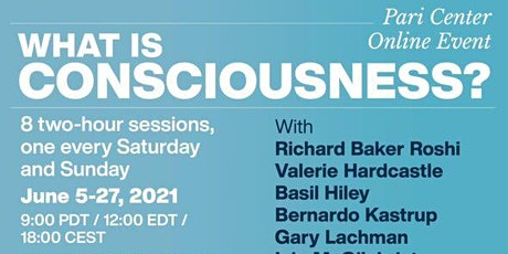 What Is Consciousness? tickets