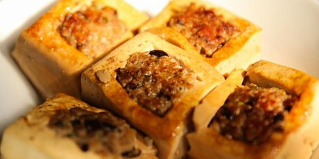 Chinese Cooking: Stuffed Tofu Workshop tickets