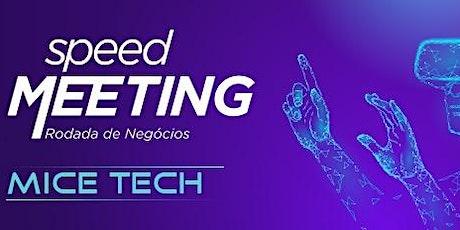Speed Meeting Virtual Tech - 10/junho ingressos