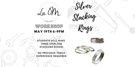 Small Instruction Stacking Rings Class tickets
