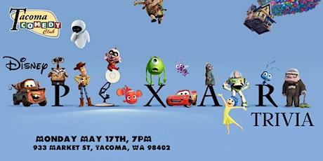 Disney Pixar Movie Trivia at Tacoma Comedy Club tickets
