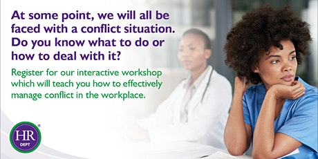 Management Essentials: Managing Conflict tickets