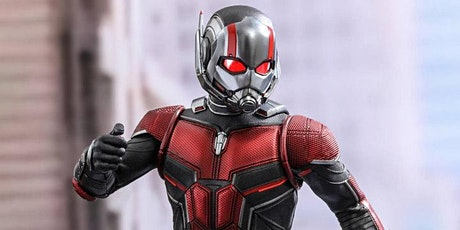 What Ant Man Can Teach Us About Resiliency and Relationships tickets