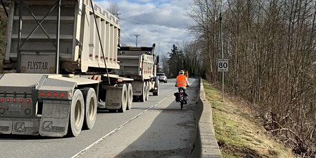 Cycling in MetroVancouver suburbs: Barriers & opportunities tickets