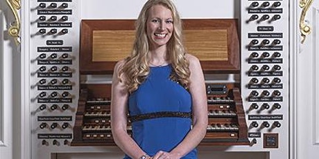 Livestream Program Features Diverse Organ Music tickets