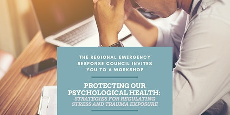 PROTECTING OUR PSYCHOLOGICAL HEALTH tickets