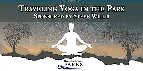 Traveling Yoga Series: Kenosha County Veterans Memorial Park tickets