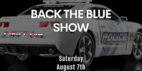 Coffee & Cars Littleton Back The Blue Show tickets