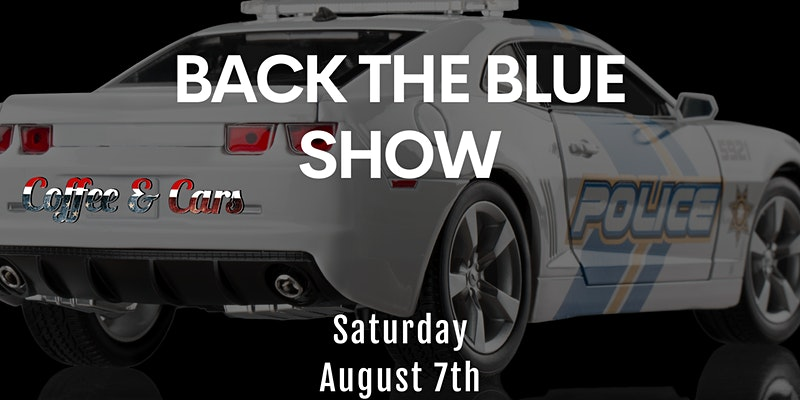 Back The Blue Show