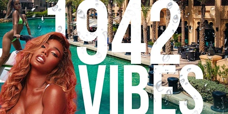 1942 VIBES [Miami Mansion Pool Party} tickets
