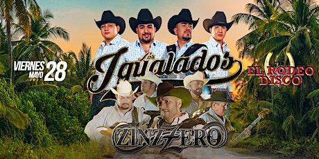 Los Igualados | Zinzzero tickets