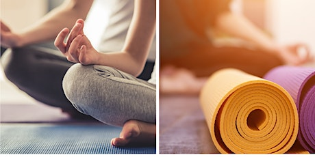 YW CARES Yoga and Meditation Session tickets
