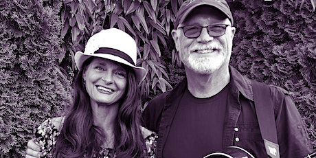 Larry and Diane at Looking Glass Coffee tickets