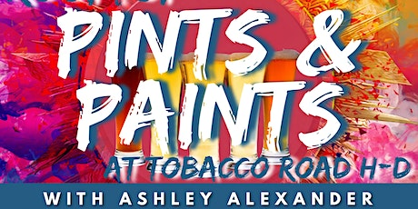 Pints and Paints At Tobacco Road Harley-Davidson tickets