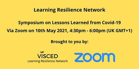 Learning Resilience Network: Lessons Learned from Covid-19 tickets