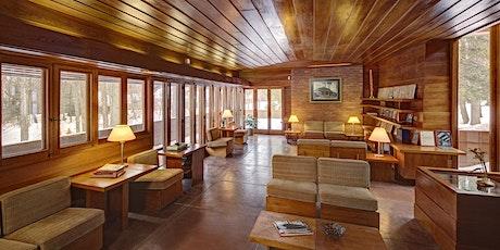 2021 Frank Lloyd Wright Affleck House - Deeper Dive Tour tickets