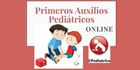 PRIMEROS AUXILIOS PEDIATRICOS  - online  por MEDICOS  (Vivo + Grabación) boletos