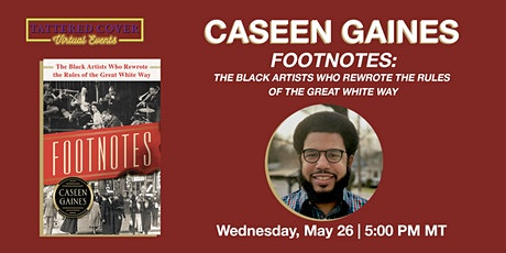 Live Stream with Caseen Gaines tickets