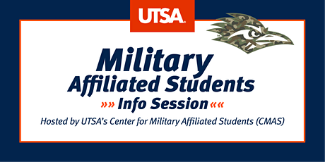 Military Affiliated Students Info Session tickets