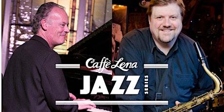 JAZZ at Caffe Lena: Chuck Lamb Trio with Joel Frahm tickets