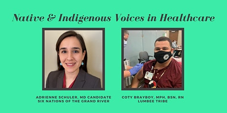 Native & Indigenous Voices in Healthcare tickets