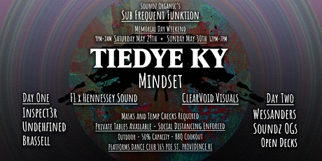 Tiedye Ky, Mindset @ Soundz Organic's Sub Frequent Funktion MDW tickets
