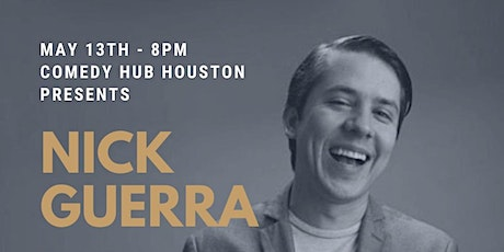 Nick Guerra (Comedy Central, HBO, NBC) tickets