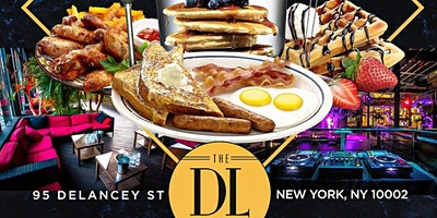 Detox Saturday Brunch @ THE DL