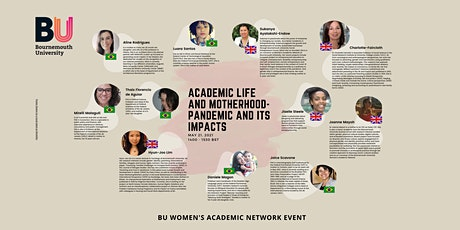 Academic Life and Motherhood: The Pandemic and Its Impacts tickets