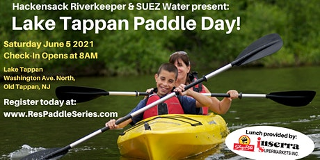 Lake Tappan Paddle Day tickets