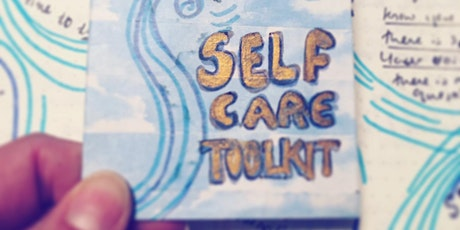 Make your own Self-Care toolkit tickets