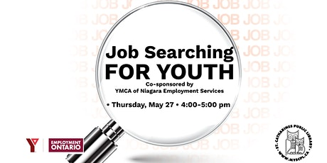 Job Searching for Youth tickets