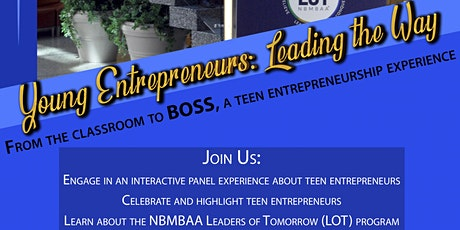 Young Entrepreneurs: Leading The Way Tickets