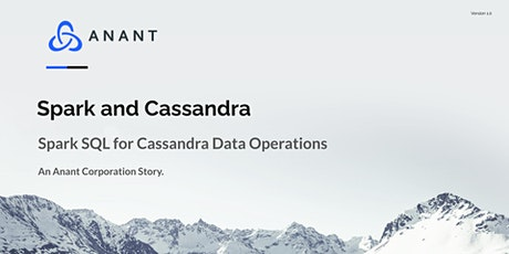 Apache Cassandra Lunch #49: Spark SQL for Cassandra Data Operations biglietti