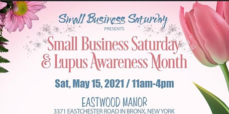 Small Business Saturday/Lupus Fundraiser Pop Up tickets