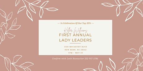 First Annual Lady Leaders Event tickets