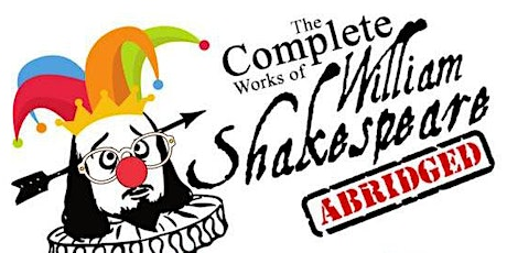 Copy of The Complete Works of William Shakespeare, Abridged tickets