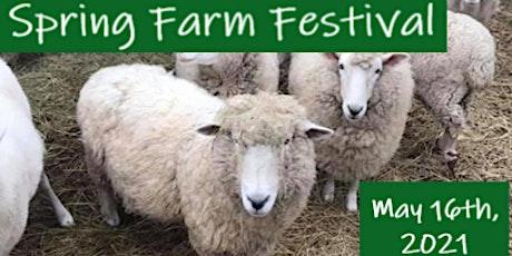 Spring Farm Festival tickets