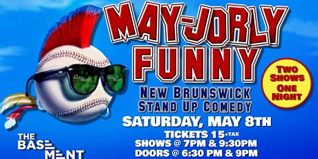 May-jorly Funny  NB Stand Up Comedy tickets
