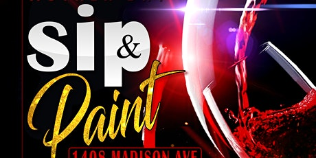Mother's Day: After Dark Sip and Paint tickets
