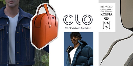 Webinar Gratuito DEMO FASHION DESIGN SOFTWARE CLO3D biglietti