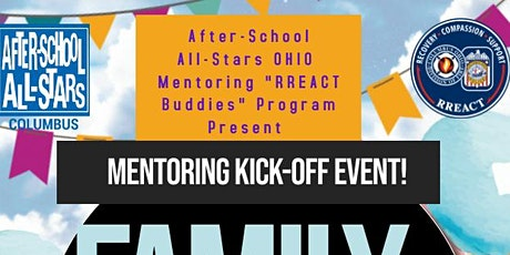RREACT Buddies Mentoring Kick-Off Event tickets