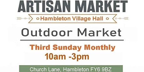Artisan Market at Hambleton Village Hall tickets