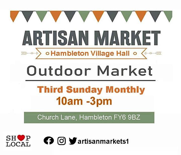 Artisan Market at Hambleton Village Hall image