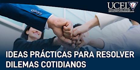 IDEAS PRÁCTICAS PARA RESOLVER DILEMAS COTIDIANOS: Empresas Familiares entradas