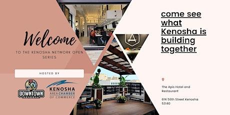 Kenosha Networking Open tickets