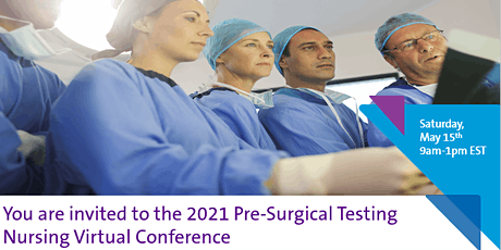 Northwell Health's Pre Surgical Testing Nursing Conference tickets